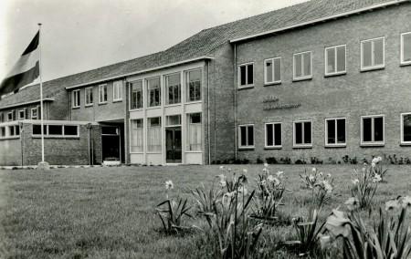 HVB FO 00522  Landbouwhuishoudschool, Loudelsweg