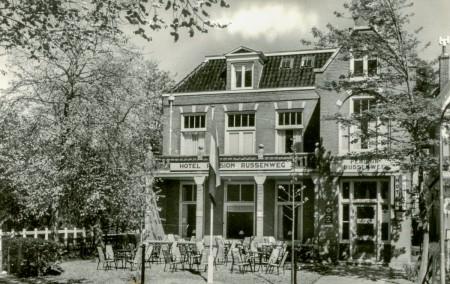 HVB FO 00748  Hotel-pension Russenweg