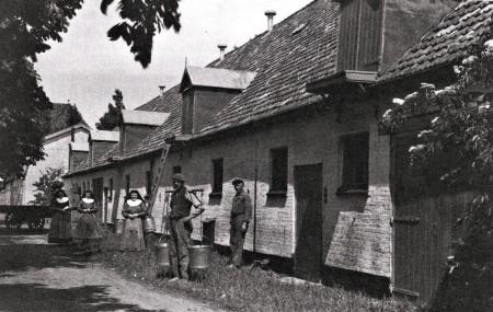 HVB FO 00766  Boerderij van de Ursulinen, 1939