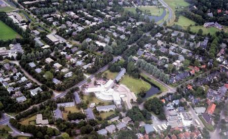 HVB FO 00802  Luchtfoto van Elkshove en omgeving