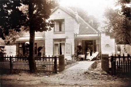 HVB FO 00818  Pension Het Kluiske, Schoolstraat 13, ca 1910