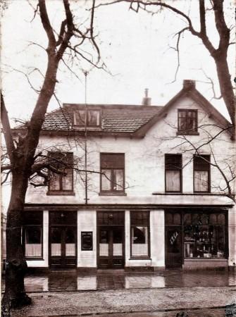 HVB FO 00821  Lunchroom en banketbakkerij Kreb, Breelaan 16