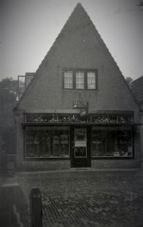 HVB FO 00831  Jan Oldenburglaan 6, bakkerij Brander en Bulsman, ca 1935